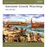 Ancient Greek Warships 500-322 Bc