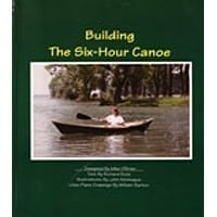Building the Six Hour Canoe