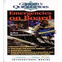 Captains Quick Guide - Emergencies On Board