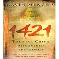 1421- the Year China Discovered the World