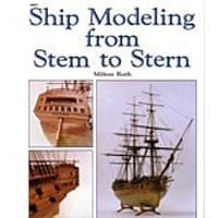 Ship Modeling, Stem To Stern