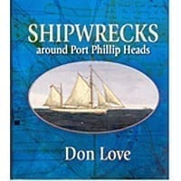 Shipwrecks Around Port Phillip Heads