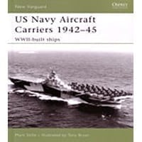 Us Navy Aircraft Carriers 1942-1945