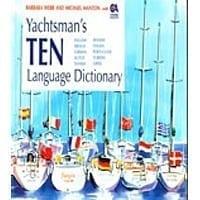 Yachtsmans 10 Language Dict.