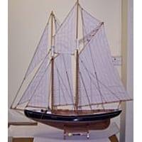 2 Masted Schoooner 90cm