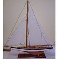 Classic Racing Yacht 60cm