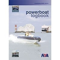 RYA - Powerboat Logbook