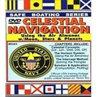 Celestial Navigation With Almanac DVD