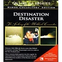 Destination Disaster DVD