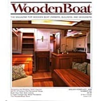 Wooden Boat Issue 200