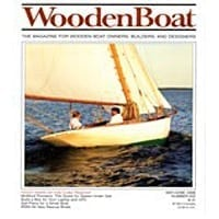 Wooden Boat Issue 202