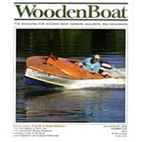 Wooden Boat Issue 203