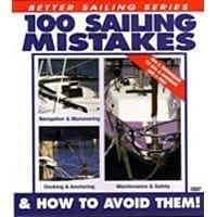 100 Sailing Mistakes DVD