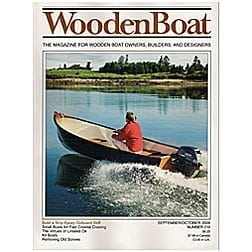 Wooden Boat Issue 210