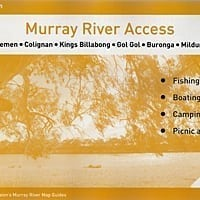 Murray River Access Book