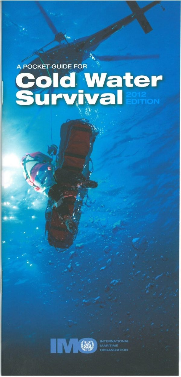 IMO946: Guide To Cold Water Survival 2012