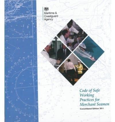Code of Safe Working Practices For Merchant Seamen