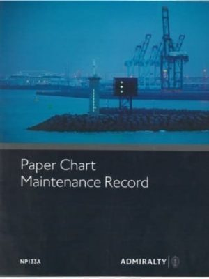 NP133A Paper Chart Maintenance Record, Editon 2017