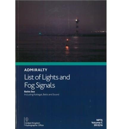 NP76 - List of Lights Vol C 2017/18