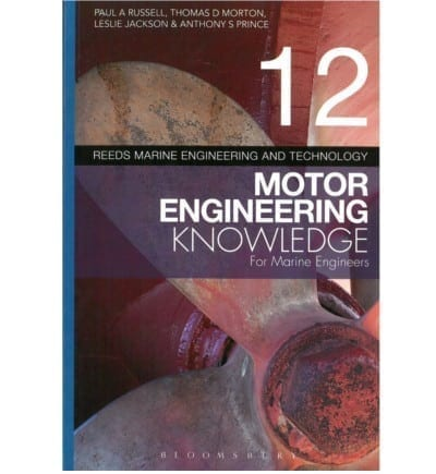 Reeds Vol.12-Motor Engineering