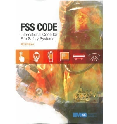 IMO155E Fire Safety Systems (2015)