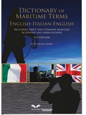 Dictionary of Maritime Terms English-Italian-English 5th Edition