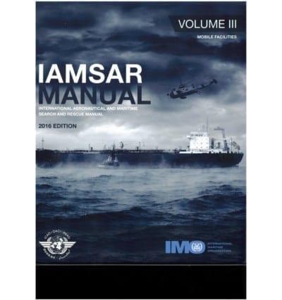 IMO962E IAMSAR VOL 3 - Mobile Facilities (2016)