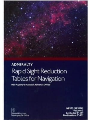 NP303(2) Rapid Sight Reduction Tables