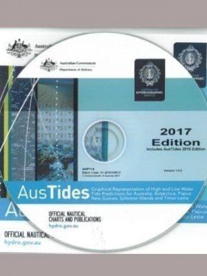 Seafarer Tides CD 2018