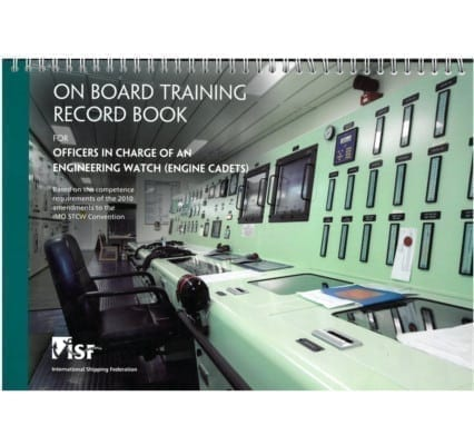 Onboard Training Record - Engine