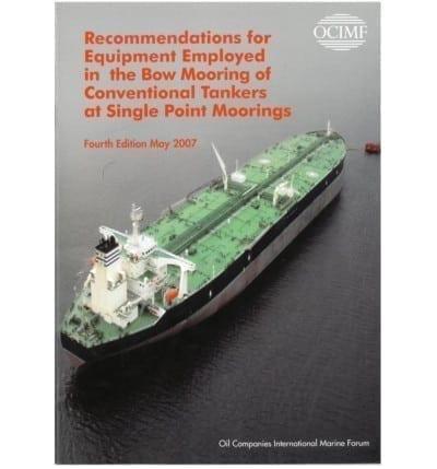 Recom. Equipment Mooring Ships