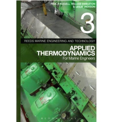 Reeds Vol.3 - Applied Thermodynamics for Engineers