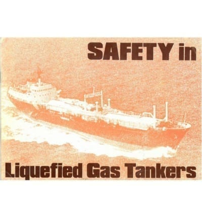 Safety Liquified Gas Tankers