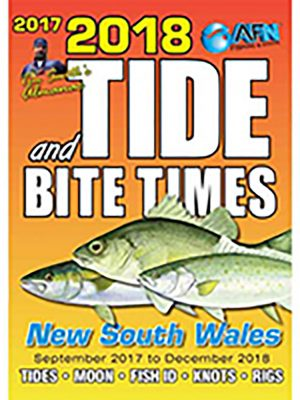Buy a Queensland Tide Tables 2019 Online in Australia from