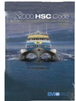 IMO185E HSC Code (2008)