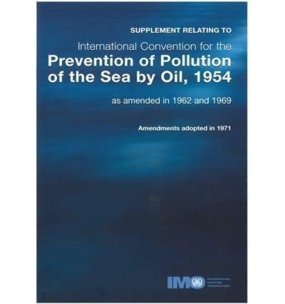 IMO504E Supp To Oilpol 1954 (1981)