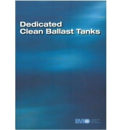 IMO619E Dedicated Clean Ballast Tanks