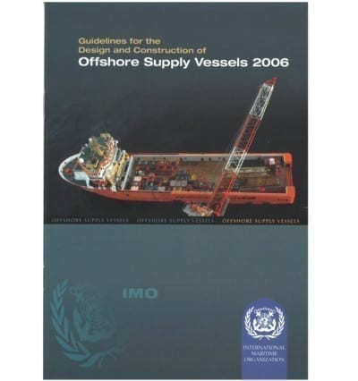 IMO807E Design Offshore Supply Vessels