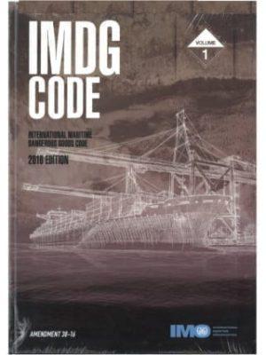 IMOK200E IMDG Code (inc Amdt 358-10), 2016 edition e-READER