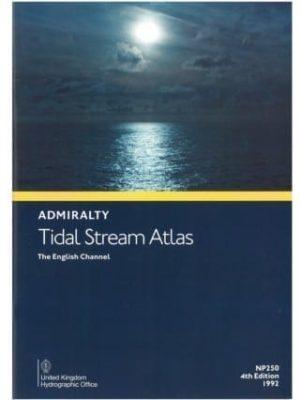 NP250 - The English Channel, Tidal Stream Atlas (4th, 1992)