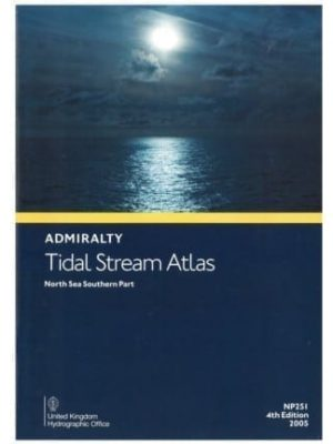 NP251 - Tidal Stream North Sea (Southern Part) (4th, 2005)