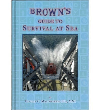 Survival At Sea- Brown's Guide to