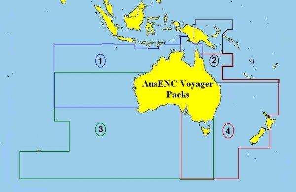 VOY01 - Fremantle to Coquet Island (NW Aust)