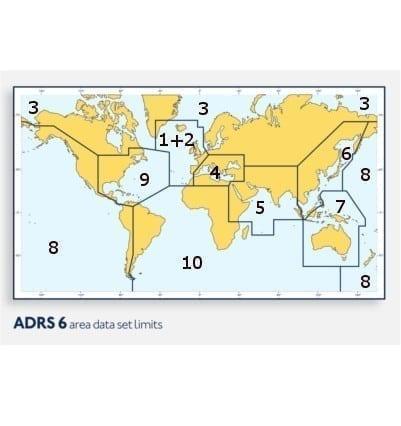 ADRS6 AREA 1 & 2 - ADMIRALTY Radio Signals Volume 6