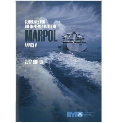 IMO656E Annex V Under Marpol 2017