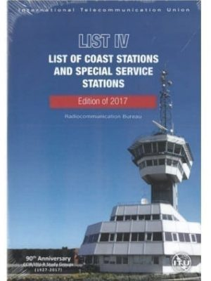 ITU - List of Coast Stations and Special Service Stations 2017