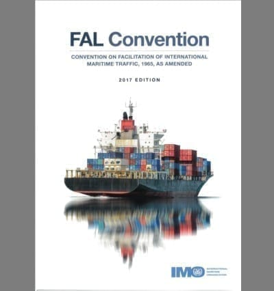 IMO350E FAL Convention  (2017)