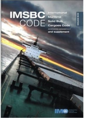 IMO260EI - (2018)  IMSBC Code and Supplement