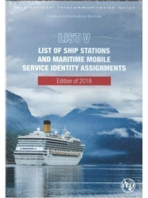 ITU - List of Ship Stations and Maritime Mobile Stations 2018