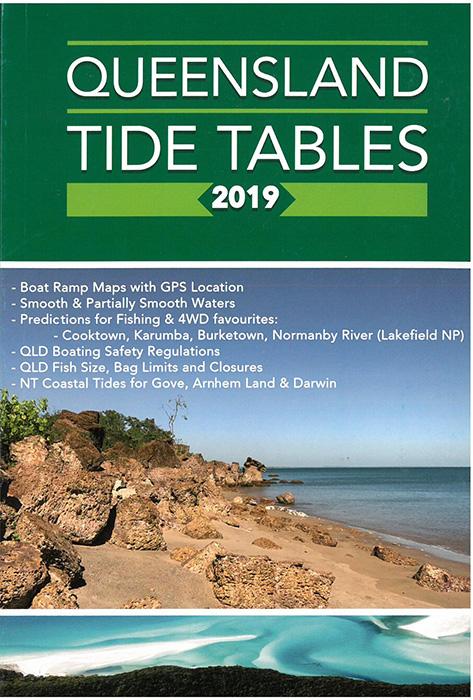 Queensland Tide Tables 2019